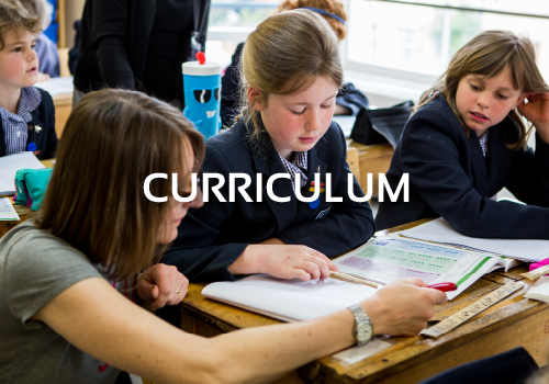 Curriculum Open Morning Friday, 13th October 2017