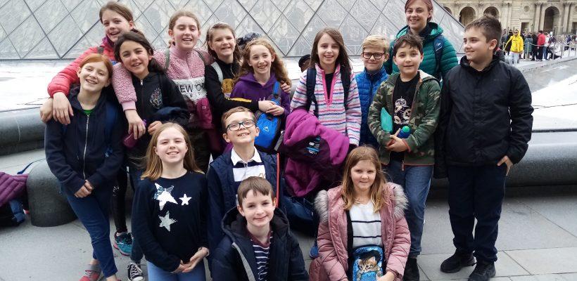 Hopelands Paris Trip 2020