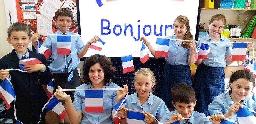 The Benefits of learning a language at Primary School.